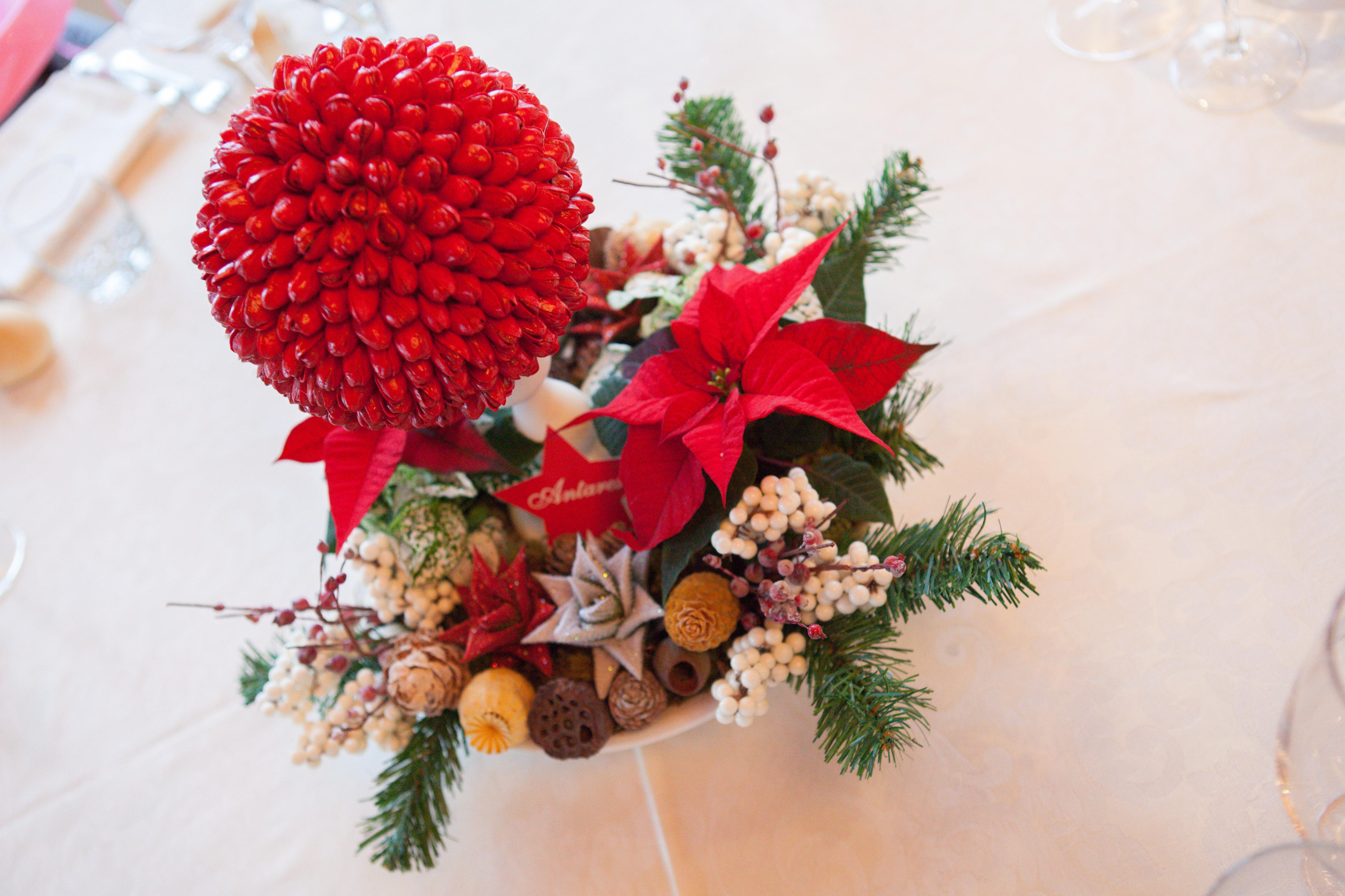 Addobbi Floreali Matrimonio Periodo Natalizio : Un matrimonio natalizio elena e matteo simplicitas